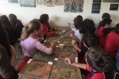 Επίσκεψη στο εργαστήρι κεραμικής (2)