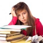 σχολείο άγχος εξετάσεις