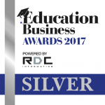Education business awards SILVER